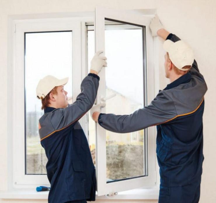 replacing glass in aluminium window